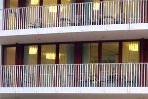 Sicherheitsfolien Balkon