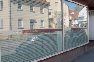 Sicherheitsfolien Schaufenster