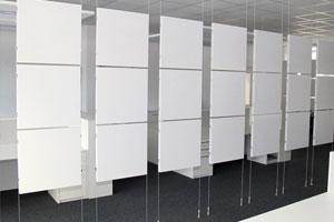 Akustik Sichtschutzwände und Schallschutzwände